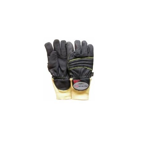Rękawice strażackie FHR S skórzane krótki mankiet (rozm. 8-12)