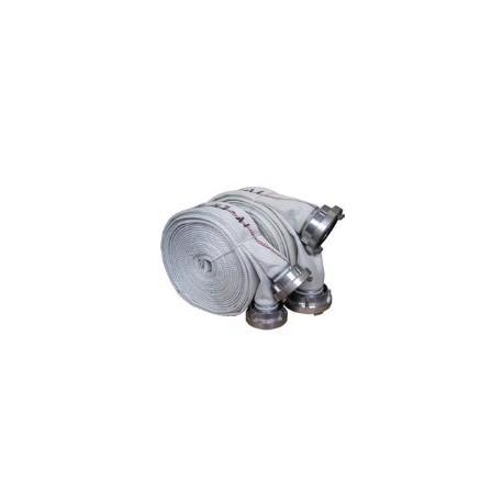 Wąż do motopompy W 52-20-ŁA/PCV biały
