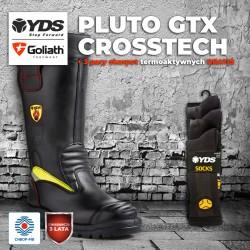 Buty strażackie Pluto GTX
