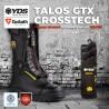 Buty strażackie Talos GTX