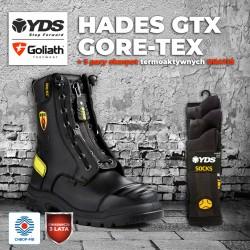 Buty strażackie Hades GTX